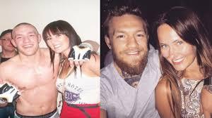Conor McGregor's girlfriend Dee Devlin