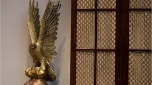oval office carpet eagle. President Trump Redecorates The White House Oval Office Carpet Eagle