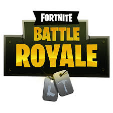 Fortnite Battle Royale Logo transparent PNG - StickPNG