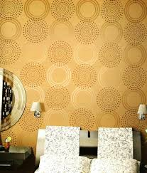 Small Picture Buy Puffin Light Brown Fancy Wallpaper Online at Low Price in