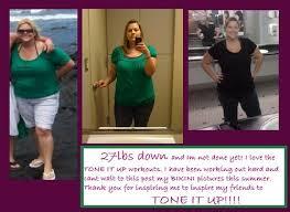 Success Story!! Shawna Holt - ToneItUp.com