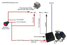 roadtrek modifications mods rv upgrades modificatios wiring diagram