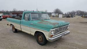 1967 Mercury M100 Rare Custom Cab 1/2 ton Ford F100 Pickup Truck V8 ...