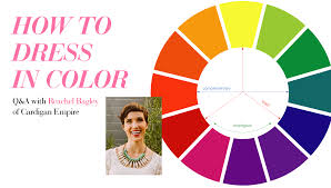 What Color Combinations To Wear  Q&A with Reachel Bagley of Cardigan  Empire | Stylebook Q&A