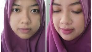 rekomendasi make up natural untuk pemula