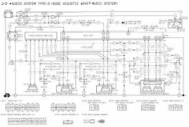 1994 mazda rx 7 audio system type 2 (bose acoustic wave music rx8 injector wiring diagram at 2006 Mazda Rx 8 Wiring Diagram