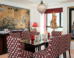 oriental inspired furniture. Plain Inspired Asian Inspired Dining Room Filled With Color And Pattern From Ryan  Fung Photography Inside Oriental Inspired Furniture I