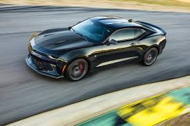 2017 Chevy Camaro 1LE Revealed In Chicago | GM Authority