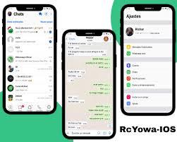 Whatsapp Estilo iPhone XS + Emojis IOS 12.1 Ultima Versión 2019