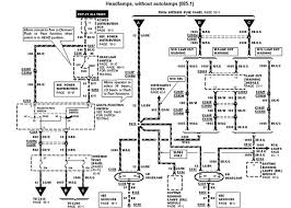 ford escort wiring diagram the wiring 57 65 ford wiring diagrams