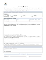 010 Generic Incident Report Template 2181db9105c7 1