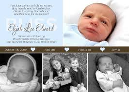 Sibling Birth Announcement Our Hearts Are Full Baby Boy Birth Announcement