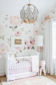 beaded nursery chandelier design ideas