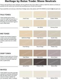 Dulux White Colour Chart Dulux Heritage Piano White