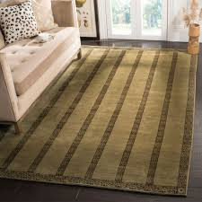 handmade thomas o brien marco olive green wool rug 9 x 12