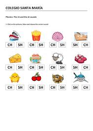 250 free phonics worksheets covering all 44 sounds, reading, spelling, sight words and sentences! The Ch And The Sh Sounds Worksheet