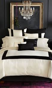 15 Luxurious Black and Gold Bedrooms