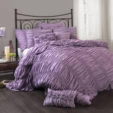 image of cute light plum comforter