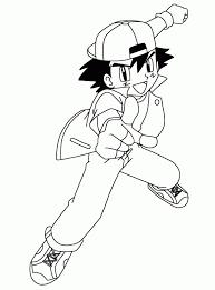 Ash Ketchum Drawing At Getdrawings Free For Personal Use Ash