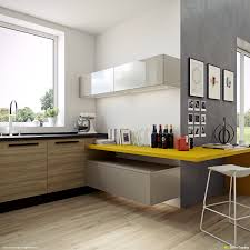 Yellow Kitchen Countertops 22 Yellow Accent Kitchens That Really Shine