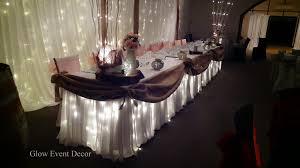 wedding table lighting. Table Decorations With Lights Ardyys, Lighting Ideas Wedding N