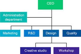 Functional Organizational Chart