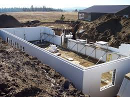 Making Cement Forms Why Build An Icf Basement With Buildblock Icfs