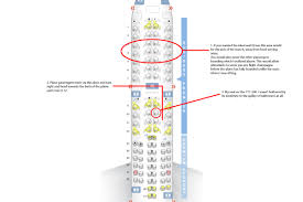 Boeing 777 300 Seating Chart Air New Zealand Best Picture