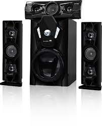 China 3.1 Channel Home Theater Speakers Stereo Audio System Sound Equipment  - China Speaker and Home Theater price