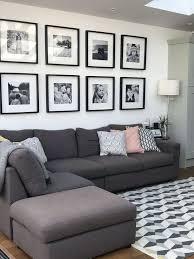 44 lovely black and white living room