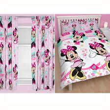 Minnie Mouse Bedroom Curtains Minnie Mouse Bedroom Curtains