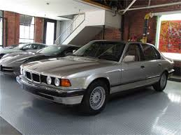 BMW Convertible 1990 bmw 750 : 1990 BMW 7 Series for Sale | ClassicCars.com | CC-1014097