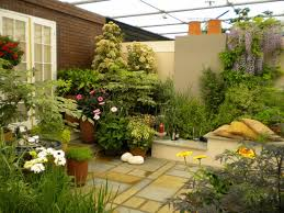 Home And Garden Design Ideas Urban Small Backyard Pictures Galery Images