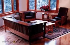 craftsman furniture. Craftsman Style Living Room Furniture Articlesec Mission L U