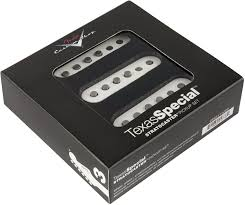 fender texas special™ strat pickups set of 3 fender pickups and fender texas special™ strat® pickups white