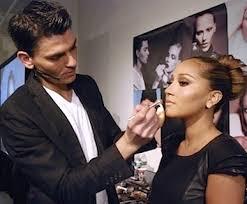 pro makeup tutorial behind the scenes with mario dedivanovic skindinavia