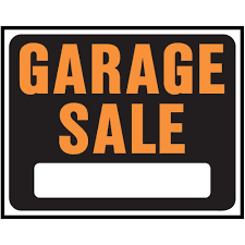 Make A For Sale Sign Hy Ko 15 In X 19 In Plastic Garage Sale Sign Sp 110 The