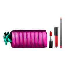 shiny pretty things goody bag lip kit limited edition 2018 red lips