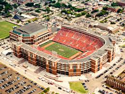 Wyoming Cowboys Stadium Seating Chart Big 12 Football Stadium Seating Charts College Gridirons