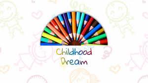 Childhood Free Powerpoint Google Slides Presentation