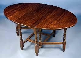 antique oak gate leg dining table for eg australia