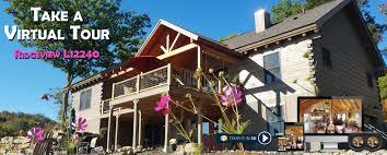 ridgeview nh real log home l12240