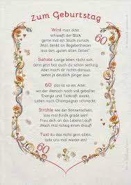 65 Luxus Gedicht Zum 60 Geburtstag Papa Bilder Einladung Geburtstag