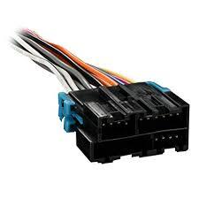 amazon com metra 70 1858 radio wiring harness for gm 88 05 harness metra 70 1858 wiring diagram at Metra 70 1858 Wiring Diagram