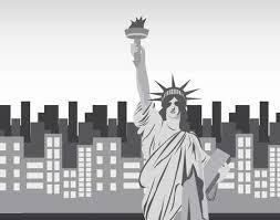 自由の女神像のベクトル イラストのイラスト素材ベクタ Image 40540454