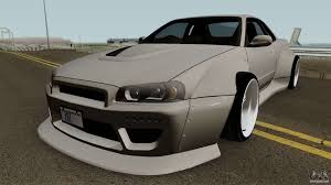 Besides good quality brands, you'll also find plenty of discounts when you shop for r34 skyline spoiler during big sales. Nissan Skyline Gt R Mk X Widebody R34 For Gta San Andreas