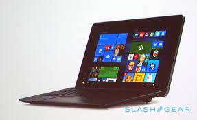 Dell Latitude 11 5000 máy tính bảng chạy Windows 10