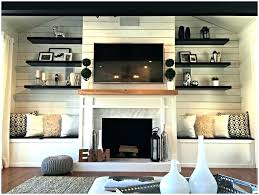 built in bookcases with fireplace and tv fireplace built in cabinets full size of fireplace with