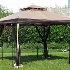 sears monaco gazebo replacement canopy by sunjoydirect sunjoy sears and kmart arrow gazebo sears