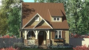 cottage style house plans. Bungalow Cottage House Plans Style E